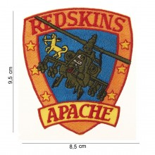 Patch Toppa Ricamata Redskings Apache Art.442306-854