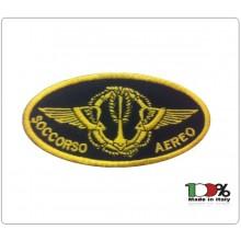 Patch Toppa Aeronautica Militare Soccorso Aereo  Art.AM-16