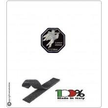 Patch Toppa Ricamata Sufficit Animus 17° Stormo Aeronautica Militare Art.1182