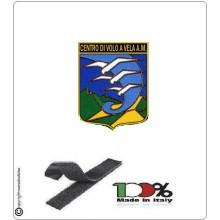 Patch Toppa Ricamata Aeronautica Militare Centro di Volo a Vela Guidonia Aviazione Art.AM-1