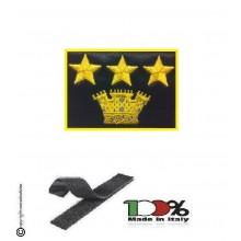 Gradi Velcro per Polo e Tuta OP Guardia di Finanza Colonello Art.GDF-OP17