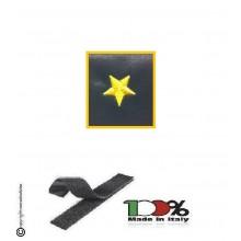 Gradi Velcro per Polo e Tuta OP Guardia di Finanza  Sottotenente Art.GDF-OP12