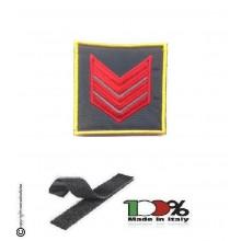 Gradi Velcro per Polo e Tuta OP Guardia di Finanza Appuntato GDF 6x6 Art.GDF-OP18