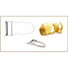 Pelapatate Pela Patate Professionale  Castor Cuochi Chef  Art.1432.000