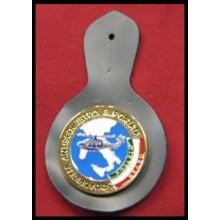 Pendif Specializzazione da Petto Polizia Di Stato PS Reparto Antiterrorismo Art.FAV-ANT