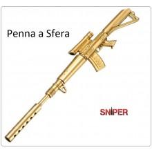 Fucile da Cecchino Sniper Penna a Sfera Idea Regalo Militare Tiratore Scelto Art.PENNA-C