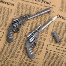Penna a Sfera Pistola Colt con Silenziatore Idea Regalo Militare Art.PENNA-P