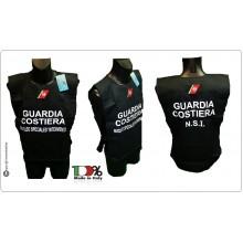 Pettorina - Corpetto - Fratino - Gilet - Guardia Costiera Nucleo Speciale D'intervento N.S.I. VENDITA RISERVATA Art.AP-GC