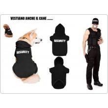 Vestito per Cani SECURITY  Adesso Vestiamo Anche il Tuo Cane  ....  Art.S-CANE