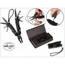 Pinza Multiuso Professionale Militare Multitool Black Cobra Mil-Tec Art.15406102
