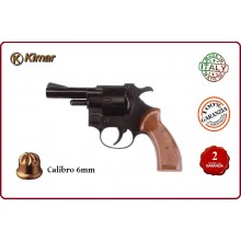 Pistola Kimar Revolver 314 a Salve Calibro 6 mm Prodotto Italiano Art.340.002