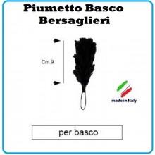 Pennacchietto Pennacchio Piumetto Per Basco Beragliere Nuovo Art.NSD-Pen