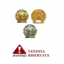 Placca con Clip per Portafoglio Carabinieri VENDITA RISERVATA Art.CC-P