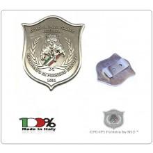 Placca con Clip G.P.G - I.P.S PANTERA® Guardia Particolare Giurata Incaricato di Pubblico Servizio Art.GPG-PAN-2