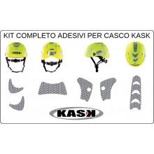 Serie Completa Adesivi per caschi KASK Plasma Art.WAC00001.055.00