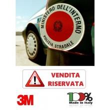 Paletta Originale Ministero Dell'Interno Polizia Stradale VENDITA RISERVATA Art.P-PS-ST