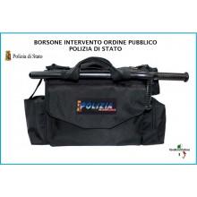 Borsone Intervento Borsa Operativa Ordine Pubblico Antisommossa  PS Polizia di Stato Art.30661-PS