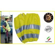 Manicotti Alta Visibilità Gialli Polizia Carabinieri Vega Holster Italia Art.4AV01