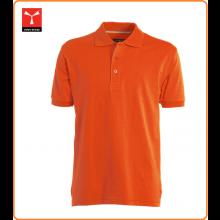 Polo Manica Corta Colore Arancio Payper Art.POLO-1