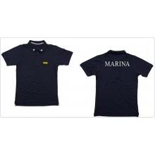 Polo Marina Tenuta Operativa Manica Corta Art.MARINA-PO