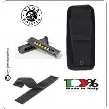 Porta Caricatore Cordura Sistema Modulare a Velcro Vega Holster Italia Art.2VS12