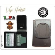 Portafoglio Portadocumenti Senza Placca CC Carabinieri Vega Holster LIBERA VENDITA New Art.1WD04