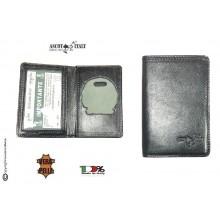 Portadocumenti + Portafoglio per Placca Operativa Carabinieri Ascot Italy Novità Art. 601CC