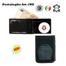 Portafoglio con  Placca Estraibile Carabinieri Operativa  Art.1WE04