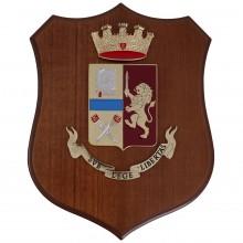 Crest Quadretto Polizia di Stato  PS Araldico Questura Prefettura Prodotto Ufficiale Giemme Art. PS0100