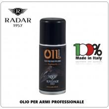 Olio Spray per Armi Universale Professionale per Armi Corte e Lunghe Radar 1957 Art. 2665-2109