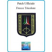 Patch Termoadesiva Frecce Tricolori Originale Art.EU0059