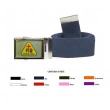 Cintura Canapa Misericordia Misericordie Vetrificata Scegli Il Colore Art.CIN-30