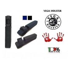 Porta Bastone Tonfa Retrattile Cordura Vega Holster Italia Polizia Carabinieri Vigilanza  Art. 2P67