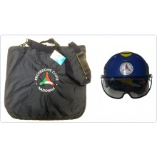 Sacca Zaino Portacasco Porta Casco Helmtasche Helmet Laptop Bag con Logo Ricamato  PC Protezione Civile Art.BAG-PC