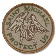 Patch Toppa Con Velcro Saint Michael Protect US Art.NSD-SM
