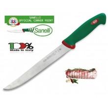 Linea Premana Professional Knife Coltello Arrosto cm 24 Sanelli Italia Cuochi Chef Approvato dalla F.I.C. Federazione Italiana Cuochi Art. 300624
