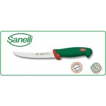 Linea Premana Professional Knife Coltello Disosso Curvo cm 16 Sanelli Italia Art.109616