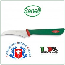 Linea Premana Professional Knife Coltello Multiuso Petty cm 8 Sanelli Italia Art.333608