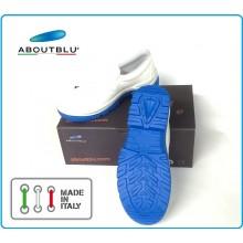 Scarpa Cucina Cuoco Chef Professionale Suola Blu LUCERNA BLUE 25026 16-A S2 UNI EN ISO 20345:2012 Prodotto ITALIANO Art.25026