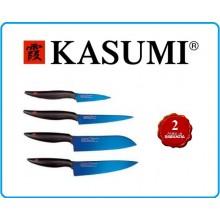 Set Professionale Coltelli Kasumi Titanium Art.K-05