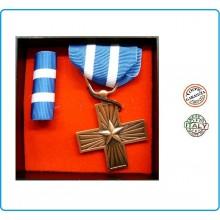 Set Medaglie Al Merito Di Guerra Militare Art.FAV-SET1