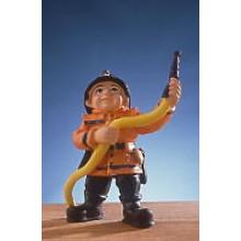 Statuina in Resina Dipinta a Mano Pompieri Vigili del Fuoco Guardiafuochi Art.Seu001 07041