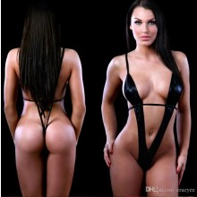 Costume Nero SEXY OXO  Hot Lenceria Sexy Black taglia Unica Art.OXO