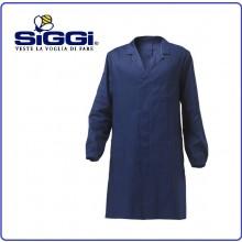 Camice Professionale Stelvio Blu Siggi  Prodotto Italiano Art.16CA0022/00-0014