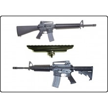 Slitta per Maniglione M4-M16 Royal Metallo Art.S17