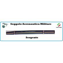 Soggolo Tessuto  Aeronautica Militare Sergente Art.NSD.AMS