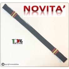 Soggolo da Berretto Tesa Carabinieri Nuovi Gradi Riforma Appuntato Scelto con Carica Speciale Art.CC-NEW-5