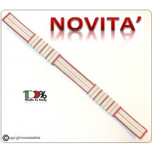 Soggolo da Berretto Tesa Carabinieri Nuovi Gradi Riforma Luogotenente con Carica Speciale Art.CC-NEW-7