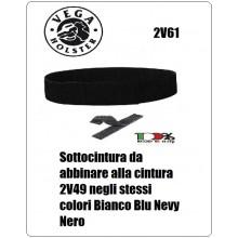 Sotto cintura Sottocintura in Nylon per Cinturoni tipo 2V52 e 2V49 Vega Holster Italia  Art.2V61