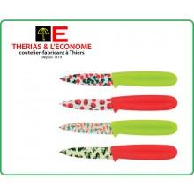Spelucchino Coltello Verdura Professionale con Lama Stampata Originale Svizzero Art.4500705